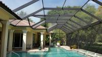 Pool Enclosure Mansard Naples Florida Collier County Aluminum