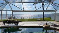 Fort Myers Beach Florida Pool Enclosure DreamWork Aluminum