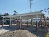 Commercial Carport Naples Fort Myers Cape Coral Port Charlotte Florida