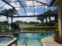 Pool Screen Enclosure Pool Cage Fort Myers Florida Lee County