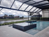 Screen Enclosure Pool Enclosure Swimming Pool Aluminum Enclosure DreamWork Aluminum