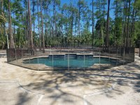 Baby Barrier Pool Fence Child Protective Fence Pet Fence Swimming Pool Lee County Florida Charlotte County Florida Collier County Florida