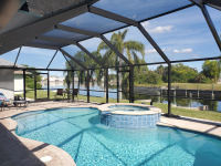 "alt=""Aluminum Screen Enclosure by DreamWork Aluminum Cape Coral Fort Myers Naples Florida"""